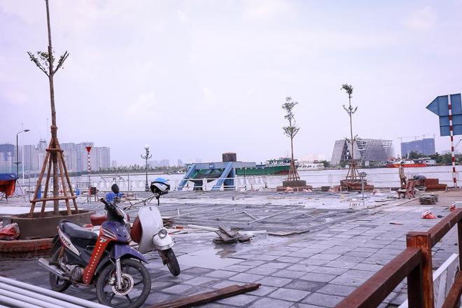 Cận cảnh bến buýt đường sông đầu tiên ở Sài Gòn sẽ hạ thủy vào tháng 9 - ảnh 3