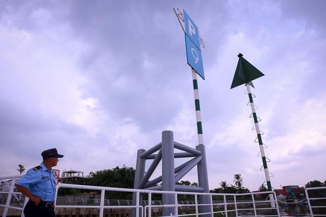Cận cảnh bến buýt đường sông đầu tiên ở Sài Gòn sẽ hạ thủy vào tháng 9 - ảnh 8