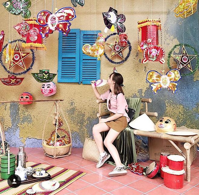 Giới trẻ Hà Nội đang rồng rắn đổ xô về The New District ăn Trung thu sớm - Ảnh 13.