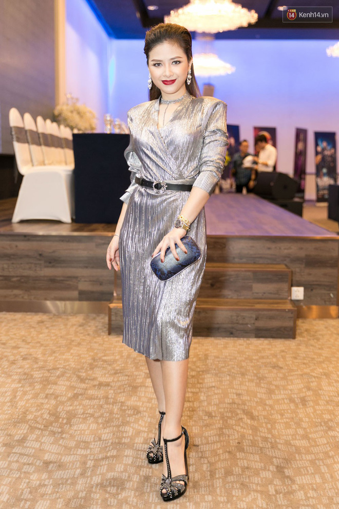 Miu Lê - Dương Hoàng Yến kín bưng, Ái Phương - Vũ Thảo My sexy ra mắt gameshow mới - Ảnh 2.
