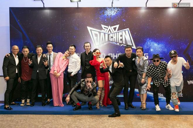 Miu Lê - Dương Hoàng Yến kín bưng, Ái Phương - Vũ Thảo My sexy ra mắt gameshow mới - Ảnh 14.