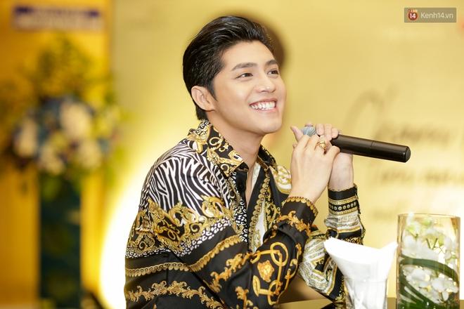 Noo Phước Thịnh đồng cảm với Chi Pu, phản đối suy nghĩ hát không hay mà làm ca sĩ là xúc phạm nghề - Ảnh 3.