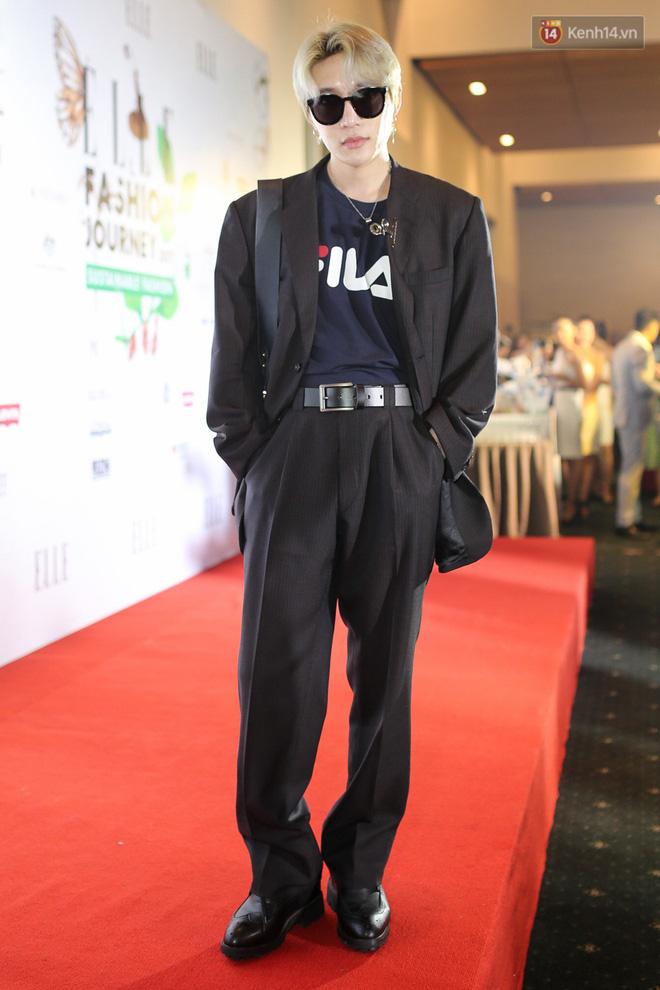 Quỳnh Anh Shyn lên đồ ấn tượng chẳng kém gì Phạm Hương, Minh Hằng trên thảm đỏ Elle Fashion Show - Ảnh 26.