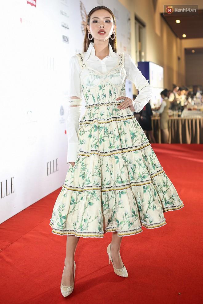 Quỳnh Anh Shyn lên đồ ấn tượng chẳng kém gì Phạm Hương, Minh Hằng trên thảm đỏ Elle Fashion Show - Ảnh 20.