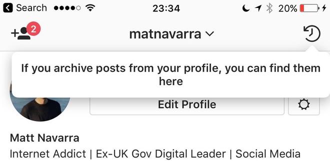 Instagram tung ra tính năng bạn đang chờ đợi nhất: Ẩn đi hình ảnh dễ dàng mà không cần xoá - Ảnh 2.