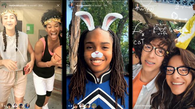 Instagram đã cho gắn filter nhí nhố lên mặt, fan sống ảo không thể bỏ lỡ - Ảnh 4.