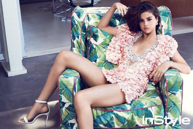 Sau cuộc tình đau khổ với Justin Bieber, Selena Gomez tuyên bố giờ đã không còn phụ thuộc vào đàn ông