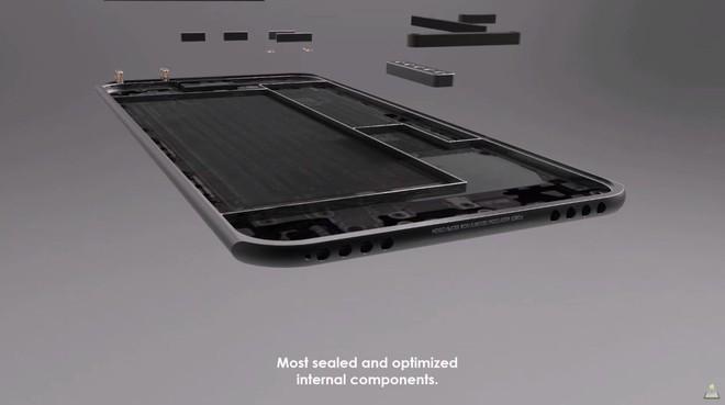 Chiếc iPhone của năm 2020 sẽ trông bá đạo thế này đây - Ảnh 4.