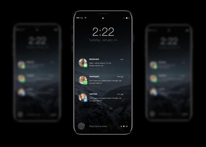 iPhone 8 sẽ có mức giá trên trời nhưng Apple sẽ bán đắt như tôm tươi vì các tính năng tuyệt vời của nó - Ảnh 2.