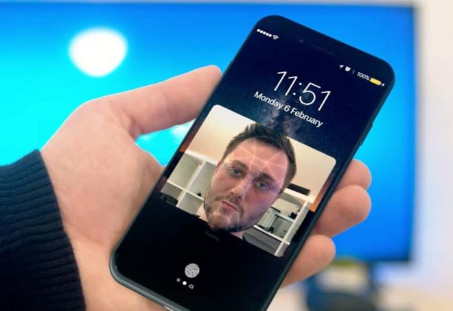 Vân tay Touch ID là xưa rồi, iPhone 8 sẽ có cách mở khoá độc đáo hơn nhiều - Ảnh 2.