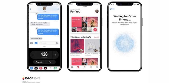 iPhone 8 tiếp tục xuất hiện bằng xương bằng thịt với thiết kế xấu không chịu được - Ảnh 3.