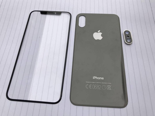 Phần mặt lưng của iPhone 8/7s/7s Plus vừa bị lộ cho thấy Apple sẽ mang một tính năng rất hot lên cả 3 mẫu smartphone này - Ảnh 2.