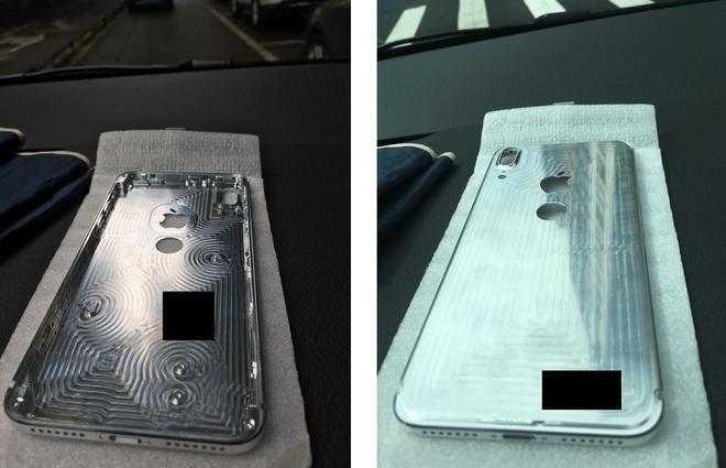 Không phải dưới màn hình, đây có thể là hai vị trí đặt Touch ID mới của iPhone 8 - Ảnh 2.