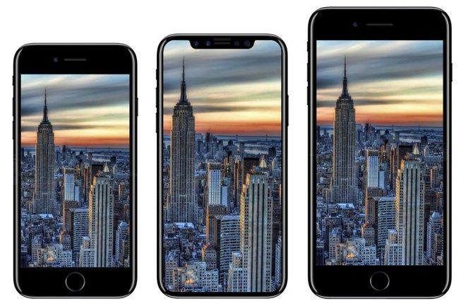 Liệu đây có phải là hình ảnh chính xác của iPhone 8 không? - Ảnh 1.