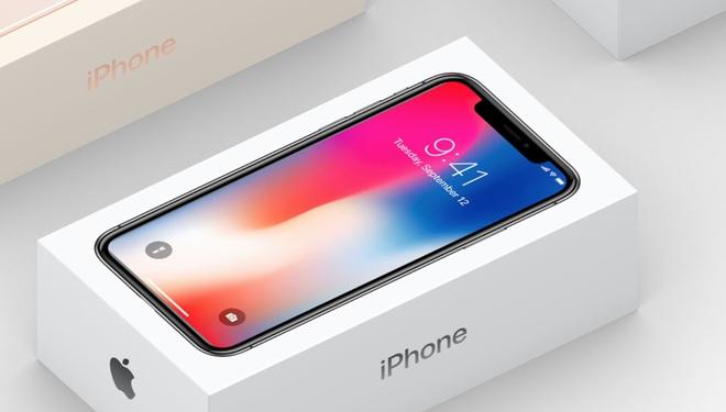 Xuất hiện hình ảnh thực của hộp iPhone X với một chi tiết khác biệt - Ảnh 2.
