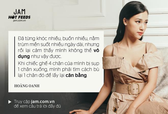 Hoàng Oanh: Tình yêu với Huỳnh Anh vẫn là một tình yêu đẹp và trọn vẹn - Ảnh 8.