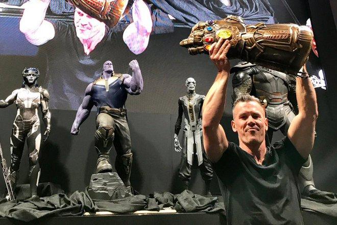 """Lộ diện dàn ác nhân """"đen thui"""" của """"Avengers: Infinity War"""" - Ảnh 3."""