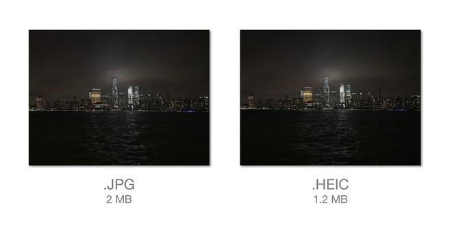Đừng lo iPhone bộ nhớ thấp, Apple sắp cho phép các bạn giảm một nửa dung lượng ảnh và video mà không cần phải làm gì - Ảnh 2.