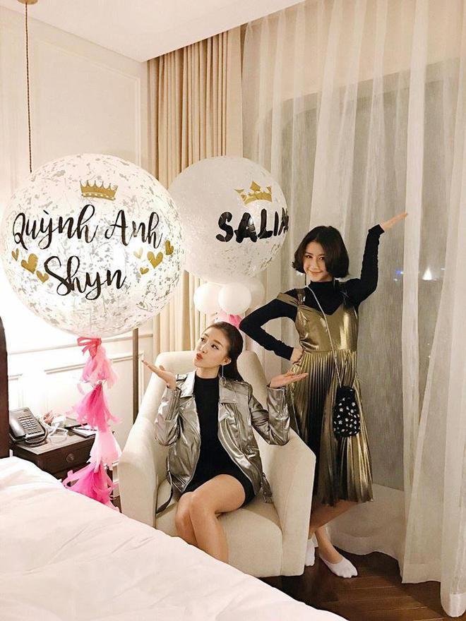 Quỳnh Anh Shyn - Salim: Đôi bạn thân hot girl vừa xinh vừa chất - ảnh 10