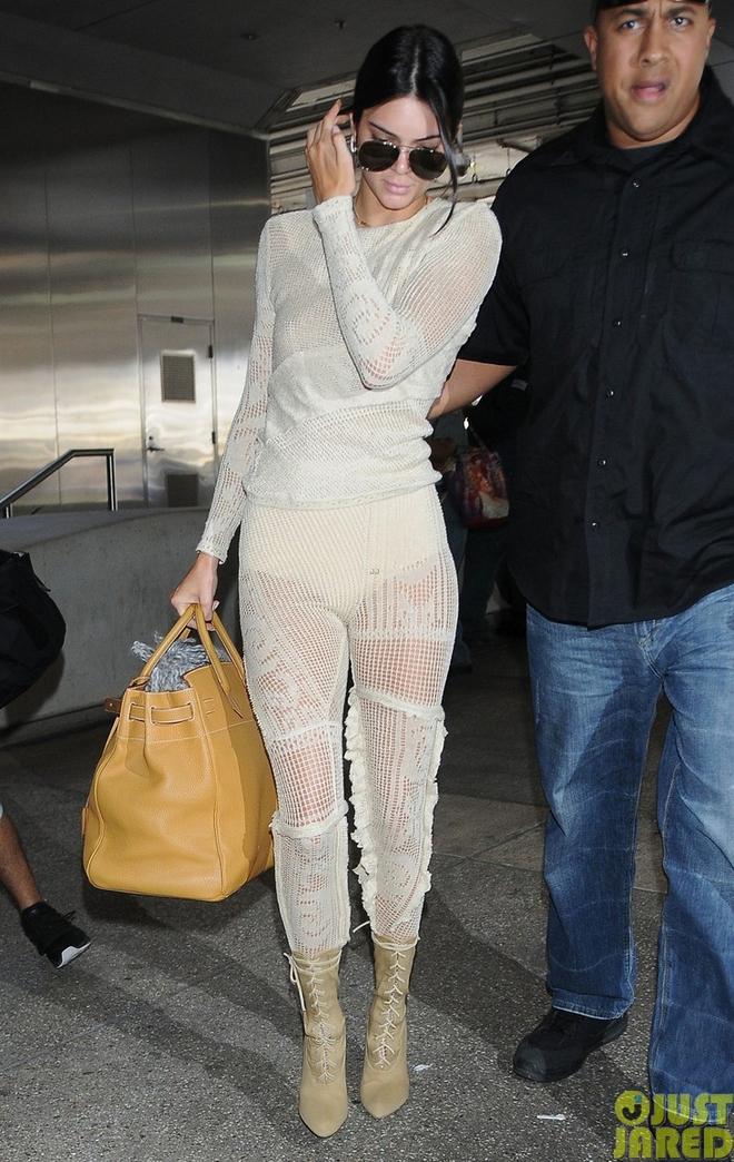 Street style mới của Kendall Jenner sẽ khiến bạn hoang mang về định nghĩa một cái quần - ảnh 1