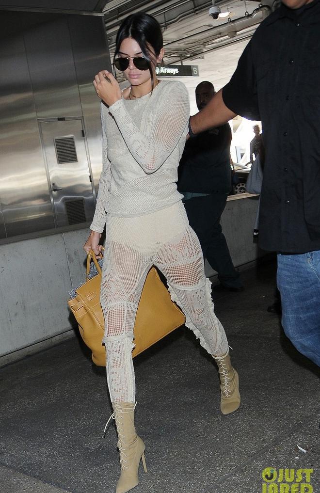 Street style mới của Kendall Jenner sẽ khiến bạn hoang mang về định nghĩa một cái quần - ảnh 3