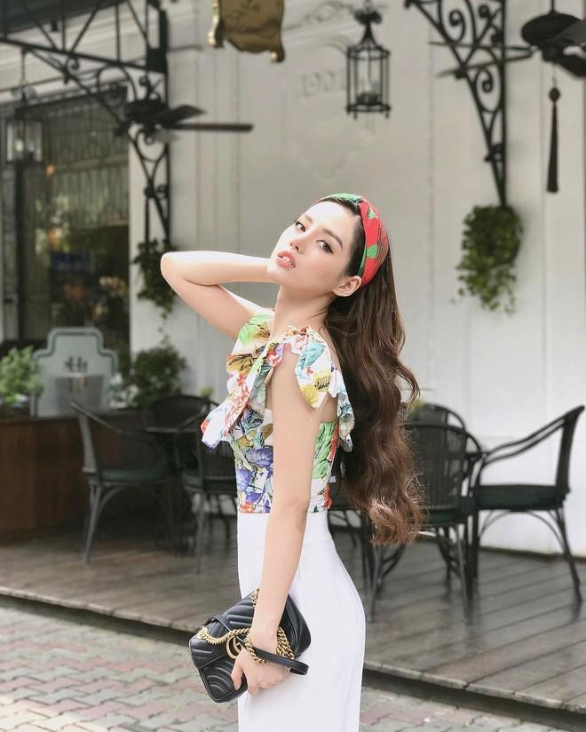 Mới 22 tuổi, Khánh Linh (The Face) đã có tủ đồ hiệu chẳng kém các đàn chị showbiz - Ảnh 2.
