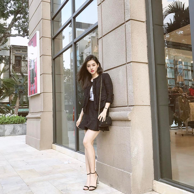 Mới 22 tuổi, Khánh Linh (The Face) đã có tủ đồ hiệu chẳng kém các đàn chị showbiz - Ảnh 4.