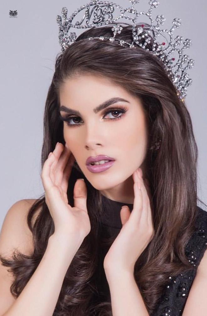 Nhan sắc kẻ 9 người 10 của các mỹ nhân thế giới sẽ tranh tài tại Hoa hậu Hoàn vũ 2017 - Ảnh 27.