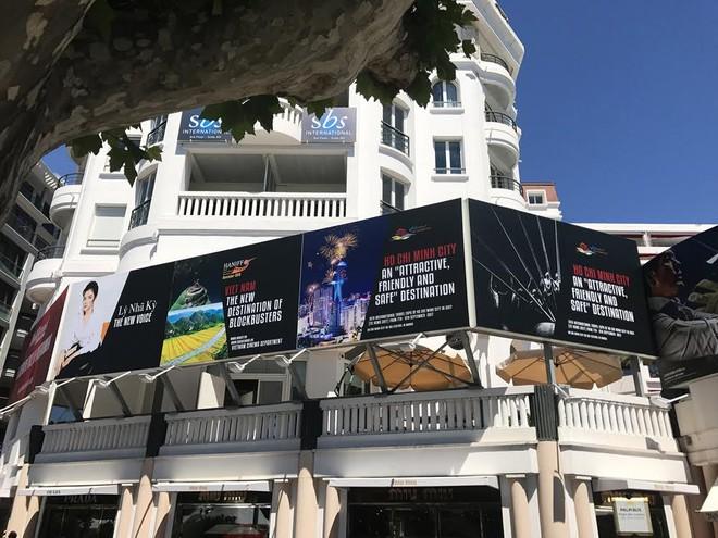Công ty tổ chức sự kiện tại Cannes gửi thư lên tiếng về tấm pano Lý Nhã Kỳ - Tiếng nói mới của Việt Nam - Ảnh 1.