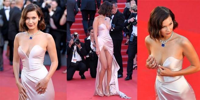 Quên những bộ cánh lộng lẫy đi, lộ hàng mới thực sự là đặc sản của thảm đỏ Cannes! - Ảnh 2.