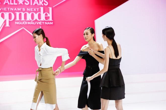 Next Top Model: Cao Thiên Trang trả ảnh, kéo cả team Sang ra về vì Kikki Lê bị loại vô lí! - Ảnh 3.