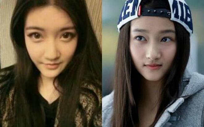 Bất ngờ nhận ra: Bạn gái cũ trong truyền thuyết và người yêu mới của Luhan muôn phần giống nhau - ảnh 2