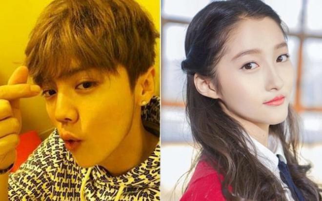 Bất ngờ nhận ra: Bạn gái cũ trong truyền thuyết và người yêu mới của Luhan muôn phần giống nhau - ảnh 1