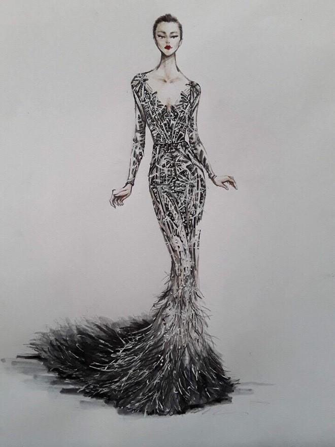 Chiếc đầm đẹp nhất của Lý Nhã Kỳ tại Cannes: rẻ hơn hàng hiệu quốc tế rất nhiều! - Ảnh 6.