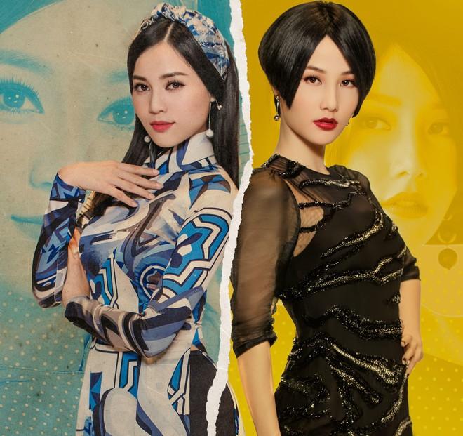 Đằng sau những thước phim của Cô Ba Sài Gòn là khoảnh khắc hậu trường cực lầy của Ninh Dương Lan Ngọc và Diễm My 9X! - Ảnh 3.