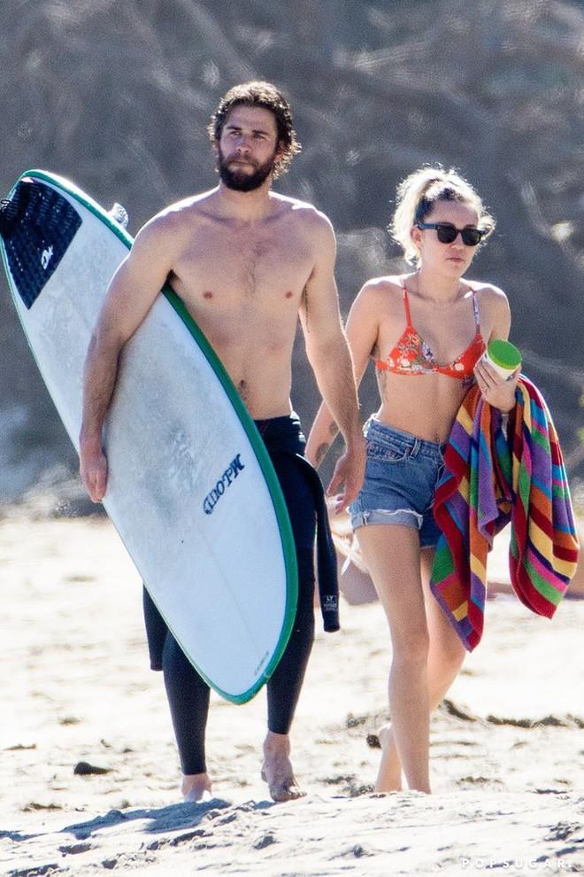 Sợ Liam nhàm chán, Miley Cyrus đi học kiểu ân ái mới để hâm nóng chuyện phòng the? - Ảnh 2.