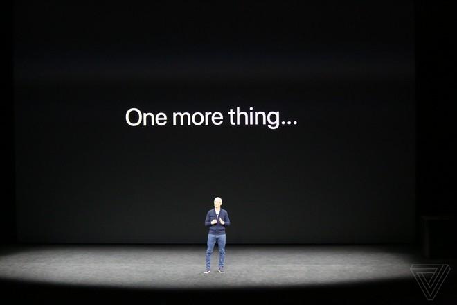 TRỰC TIẾP: Bom tấn iPhone X vừa được Apple giới thiệu với thiết kế không có gì bất ngờ - Ảnh 25.