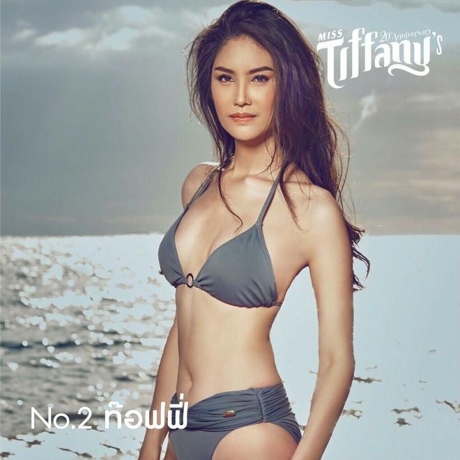 Nhìn body bốc lửa của dàn thí sinh Hoa hậu Chuyển giới Thái Lan, chẳng thể tin nổi họ từng là đàn ông! - Ảnh 2.