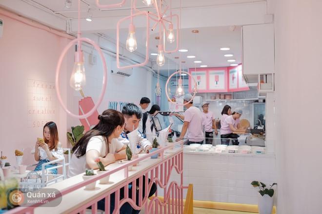 Giới trẻ Sài Gòn đang thi nhau check-in ở hai quán cực xinh này! - Ảnh 3.