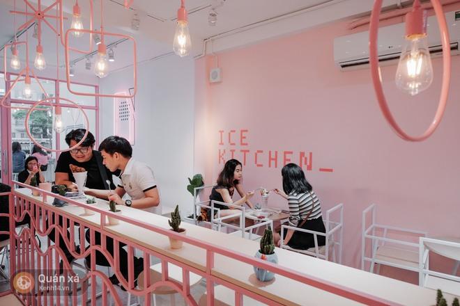 Giới trẻ Sài Gòn đang thi nhau check-in ở hai quán cực xinh này! - Ảnh 1.