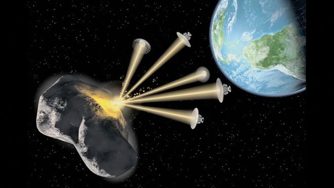 12/10/2017, NASA thử nghiệm hệ thống phòng thủ Trái đất bằng viên thiên thạch đường kính 30m - Ảnh 2.