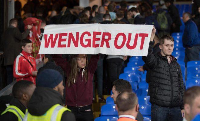 Arsene Wenger: Hãy ra đi như huyền thoại, thay vì kẻ chiến bại - Ảnh 1.