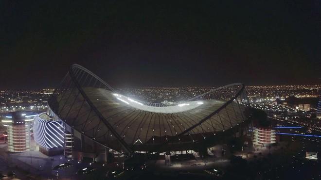 Sân vận động đầu tiên trên thế giới trang bị điều hòa khủng đã hoàn thành - Ảnh 3.