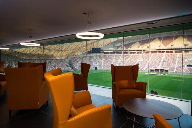 Sân vận động đầu tiên trên thế giới trang bị điều hòa khủng đã hoàn thành - Ảnh 4.