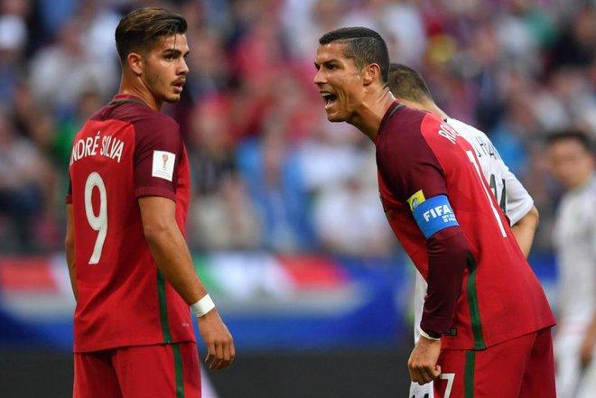 Man Utd dùng De Gea và 183 triệu bảng, đổi lấy Ronaldo và Morata - Ảnh 2.