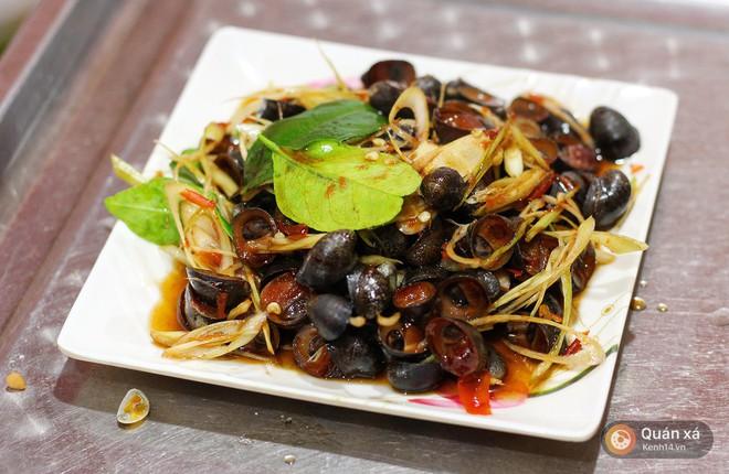Một loạt hàng ốc Hải Phòng đã xuất hiện ở Hà Nội rồi này, bạn đã ăn thử chưa? - Ảnh 13.