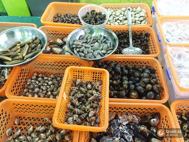 Một loạt hàng ốc Hải Phòng đã xuất hiện ở Hà Nội rồi này, bạn đã ăn thử chưa? - Ảnh 18.