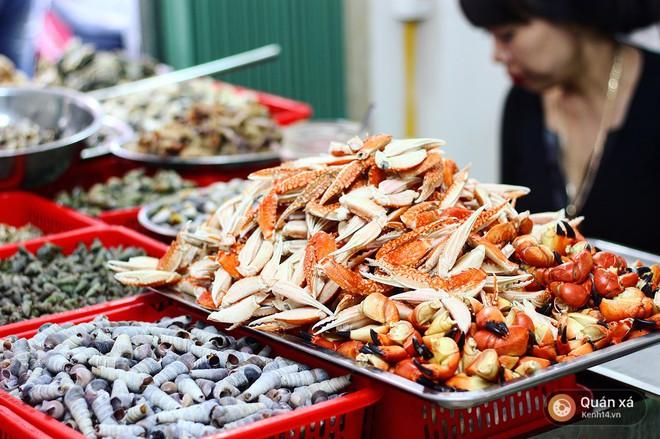 Một loạt hàng ốc Hải Phòng đã xuất hiện ở Hà Nội rồi này, bạn đã ăn thử chưa? - Ảnh 4.