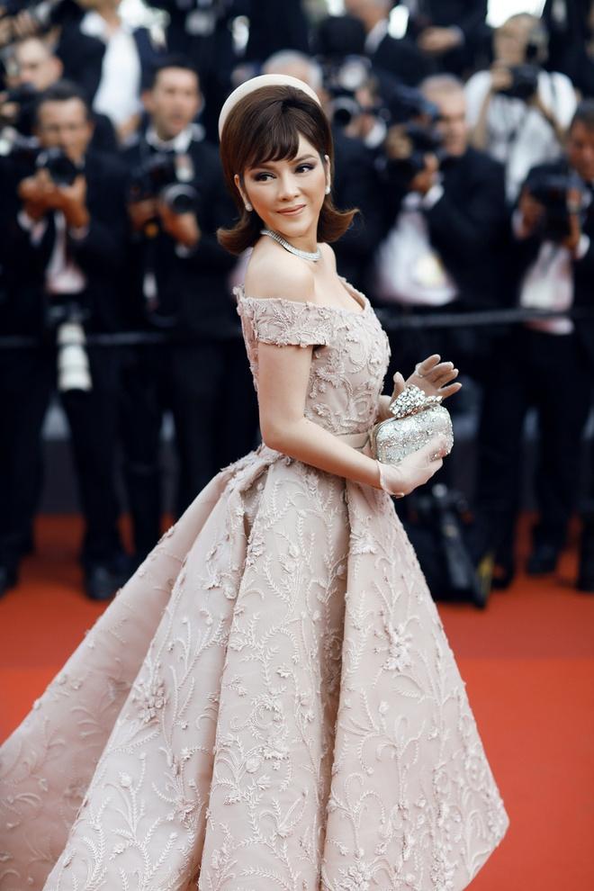 Lý Nhã Kỳ toả sáng lần cuối cùng với phong cách quý tộc tại thảm đỏ LHP Cannes - Ảnh 11.