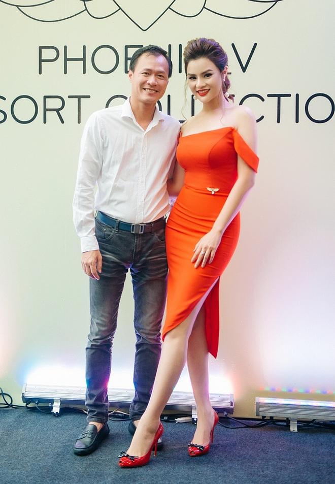 Hoa hậu Mỹ Linh đẹp kiêu sa, đọ sắc bên đàn chị Vũ Thu Phương - Ảnh 9.